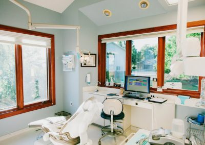 BenchMark Dental Office Inside