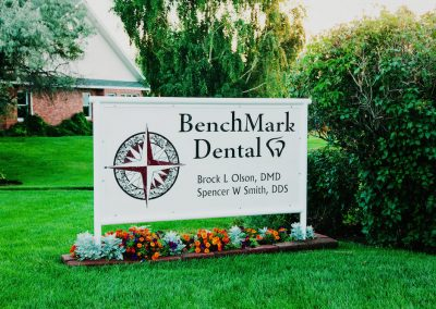 BenchMark Dental Sign